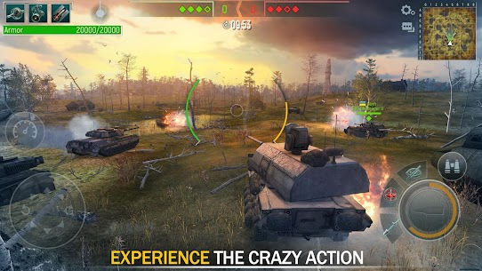 Tank Force: Modern Military Games Mod Apk (One Hit Kill) 6
