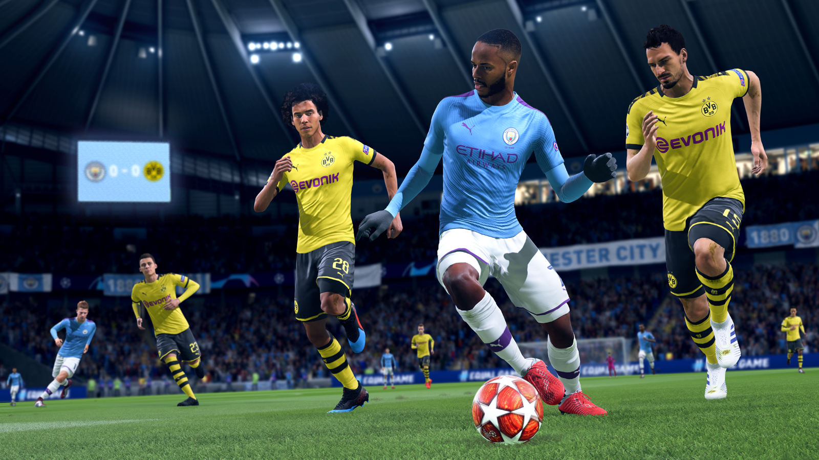 Image result for fifa 20 match