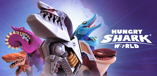 Hungry Shark World Apps On Google Play
