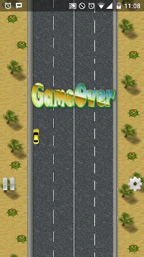 Course de voiture