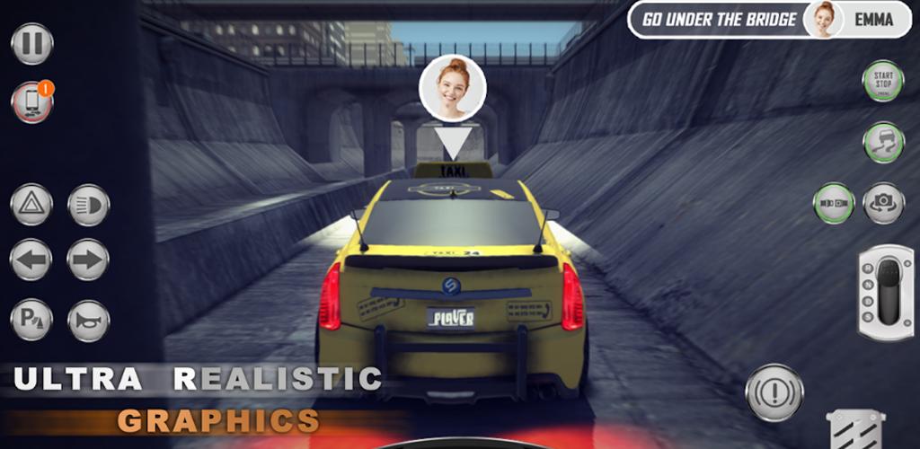 Amazing Taxi Simulator V2 2019 0 0 2 Apk Download - com