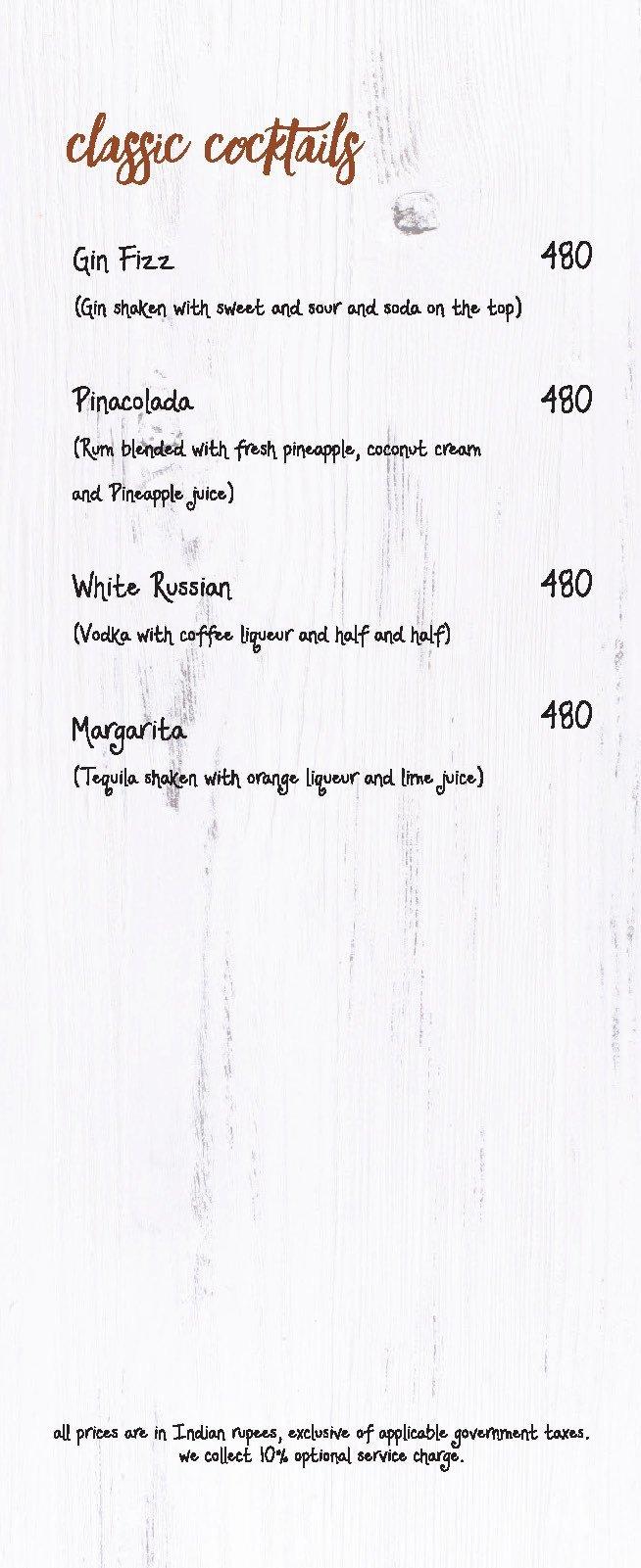 Made In  Punjab menu 35