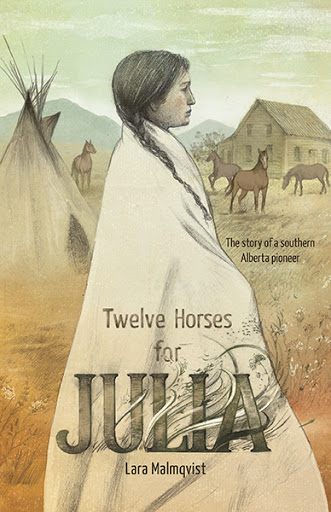 Twelve Horses For Julia cover