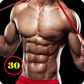 Six Pack Abs Workout - Home Workouts In 30 Day