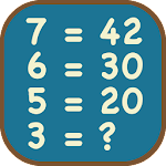 Math Puzzles Icon