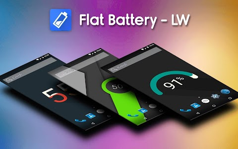Flat Battery Live Wallpaper v2.023