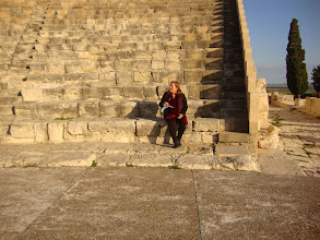 Photo: Ancient Theatre at Kourion