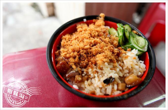 卓家汕頭魚麵-魚酥肉飯