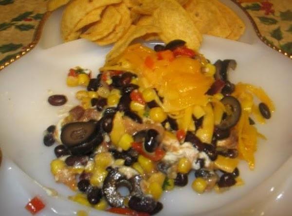 Black Bean And Corn Cream Cheese Dip Recipe