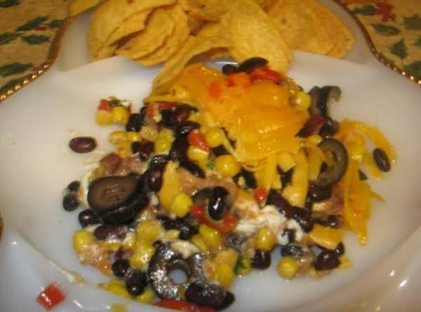 Black Bean And Corn Cream Cheese Dip Recipe