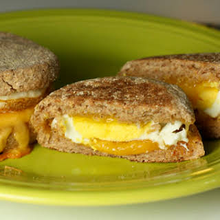 Egg and Cheese Breakfast Sandwiches.