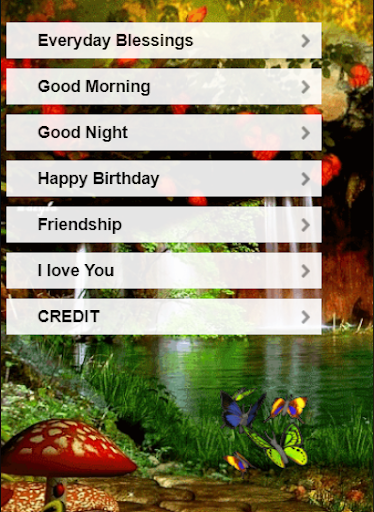 Blessing All Daily Greetings & Quotes screenshot 1