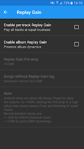 My Music Player Pro screenshot 5