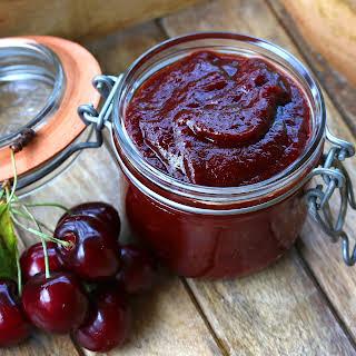 Cherry Barbecue Sauce.