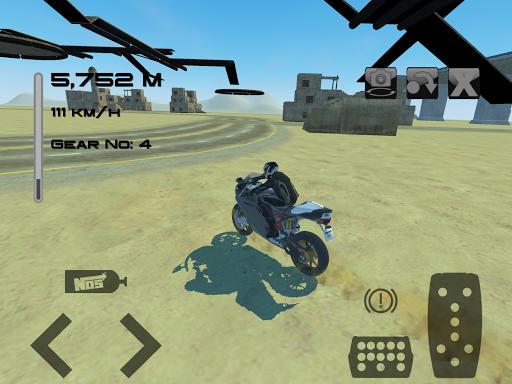 Fast Motorcycle Driver  screenshots 8