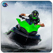 Power Speed Jet Boat 3D