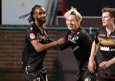 """Met dank aan bliksemafleider? Spits zit aan zeven goals in zeven wedstrijden: """"Een Aziaat, moeilijk te doorgronden, maar heeft voetbalvreugde gevonden"""""""
