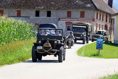 3. Militärfahrzeugtreffen Obergrünburg/Metzenhub OÖ 13.-15.8.2021