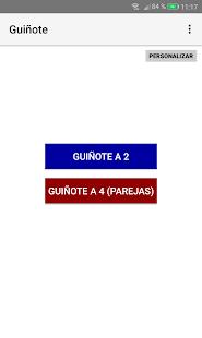 Guiñote - náhled