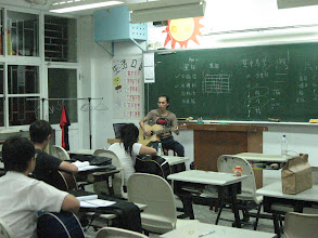 Photo: 20110920頭份(二)一招半式學吉他 001
