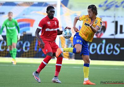 L'Antwerp arrache la victoire en fin de match contre STVV