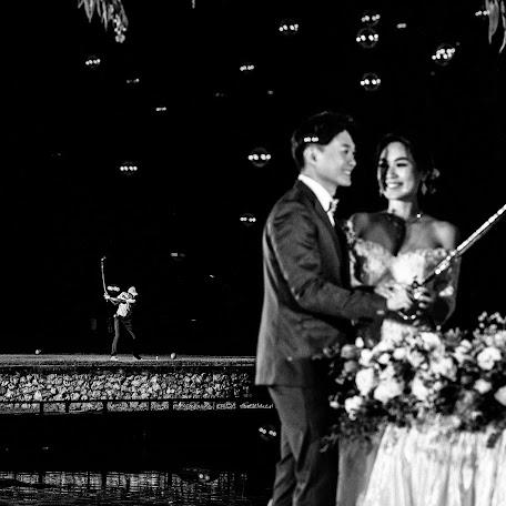 Wedding photographer Somporn Avirutcheevin (fotobypaul). Photo of 17.12.2017