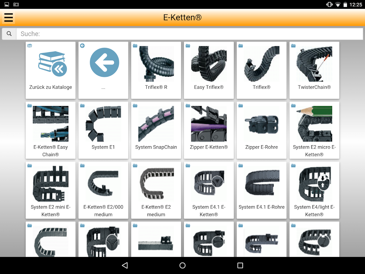 Igus 3d cad models android apps on google play Cad models