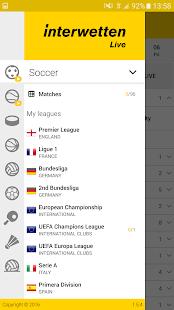 Free Interwetten Live screenshot