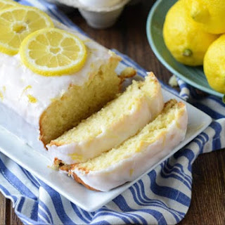 Copycat Starbucks Lemon Loaf