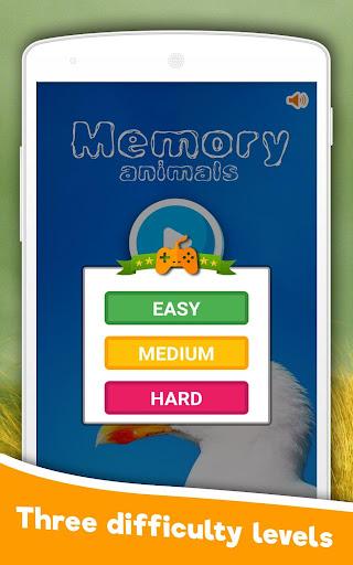 Memory Game: Animals 6.0 screenshots 5