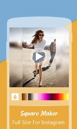 SquareMaker: blur  InstaSquare 2.6 screenshot 326550