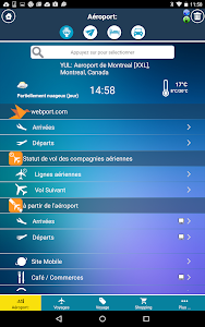 Montreal Airport (YUL) Radar screenshot 1