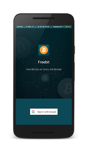 Freebit : Free Bitcoins 1.0 screenshots 6