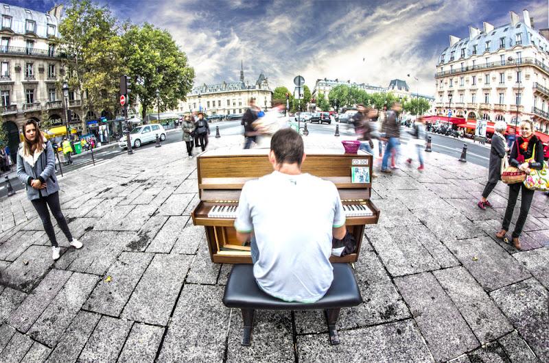 Vivere di Musica di MaszyFoto