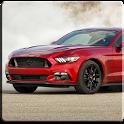 Mustang Driving Simulator icon