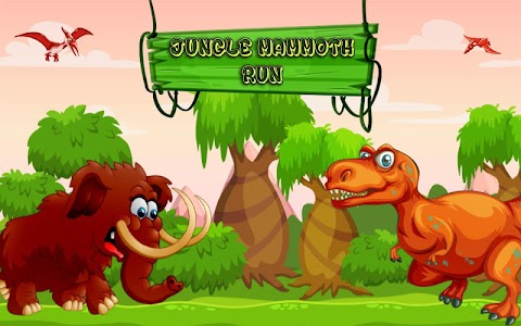 Jungle Mammoth Run screenshot 7
