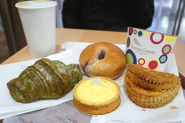 來自法國的人氣可頌 連食尚玩家也推薦哦-Gontran Cherrier Bakery Taipei@捷運國父紀念館站@東區