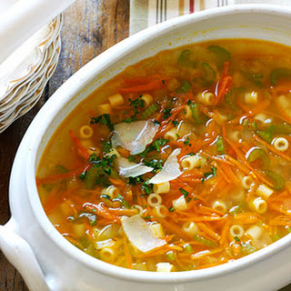Vegetable Pasta Soup