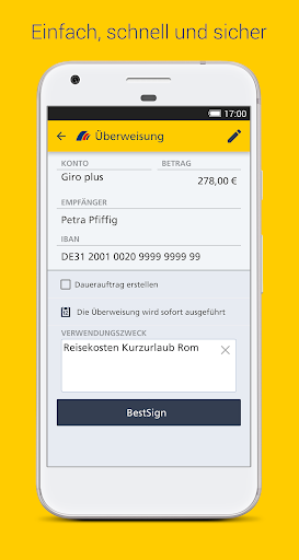 Postbank Finanzassistent  screenshots 2