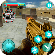 Frontline Sharpshooter Commando 3d