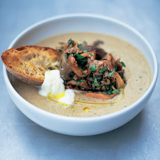Fresh Shiitake Mushroom Soup Recipes
