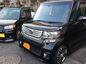Nボックスカスタム JF1 前期  Gターボ SSパッケージのカスタム事例画像 kaz  King of street関東さんの2018年12月02日08:28の投稿