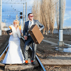 Wedding photographer Valentina Bakerenko (bakerenkov). Photo of 09.04.2013