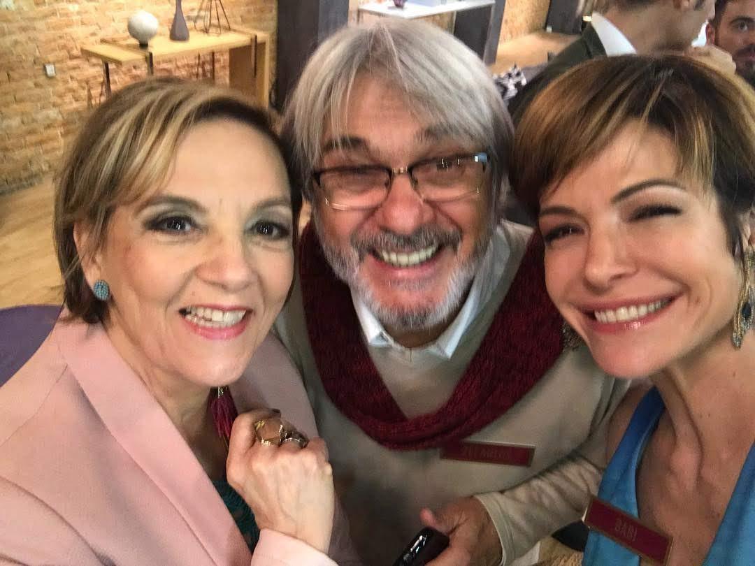 Record TV 65 anos: Diversão e muita emoção tomam conta da gravação do especial 'Canta Comigo'