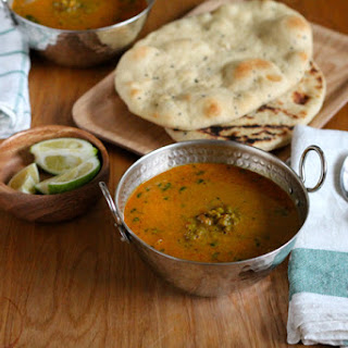 Mung Bean and Coconut Curry Recipe