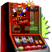 gokkast crazy clown icon