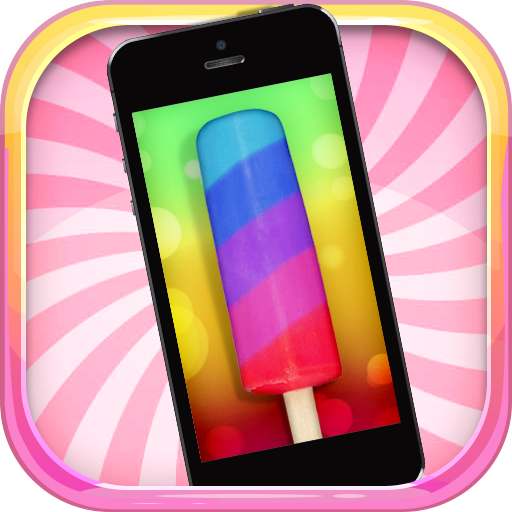 Lick Ice Cream Prank - Funny Ice Cream Game Icon