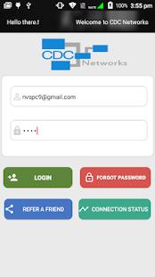 cdc networks - náhled