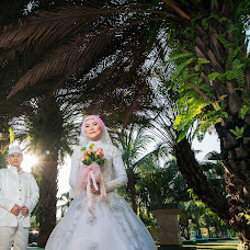 Wedding photographer Anggit priyandani R (anggitpriyanda). Photo of 03.08.2016