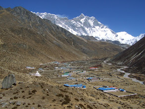 Photo: Dingboche